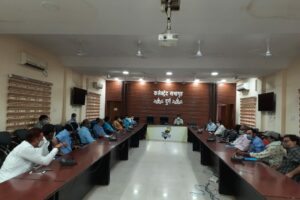 Udyog Chamber meets district magistrate